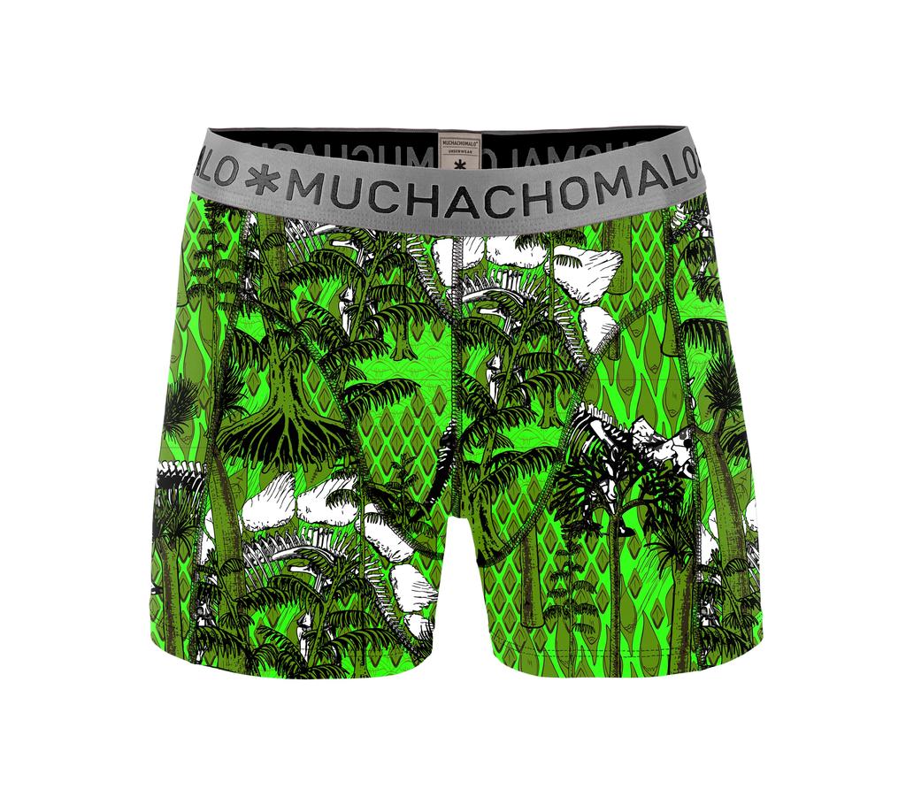 Muchachomalo Muchachomalo Men's-Single-Pack-Boxers, HYPNO, XXL