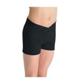 Bloch CR2704-Bloch-V-Front-Shorts