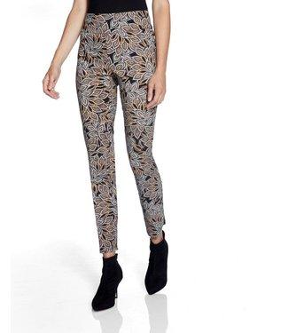 Up Pants Up Pants 67029 Leafy Petal Slit Pants