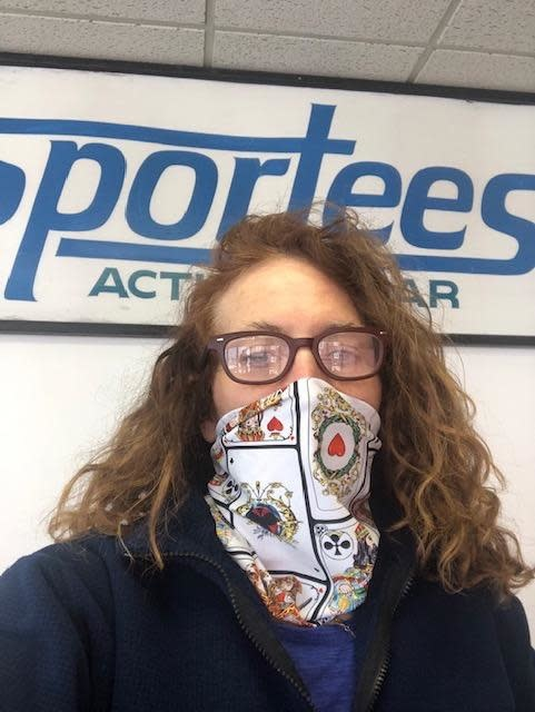Sportees Face Cover Tube Mask