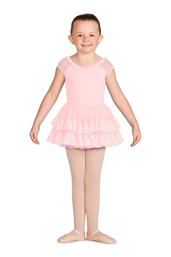 Bloch Mirella MS143C Glitter Mesh Tutu Skirt