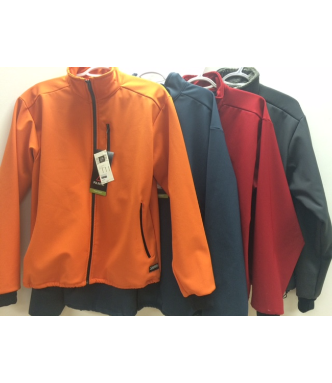 Sportees Sportees-Lumi Jacket Waterproof Zips, Chest Pocket
