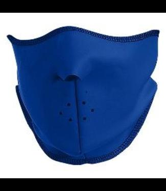 Sportees Sportees Aqua Shell Fleece Face Mask with velcro