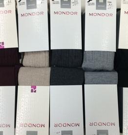 Mondor Mondor 05384 Merino Wool Tights Cable Knit