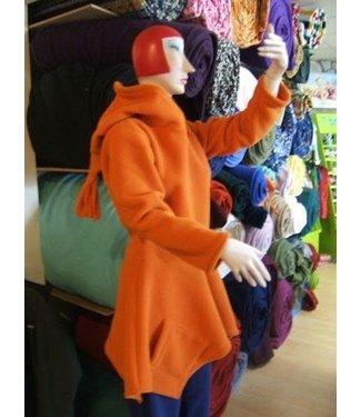 Sportees Sportees Children Fleece Sportees Designed Fairy Sweater w/ Skirt &Hood
