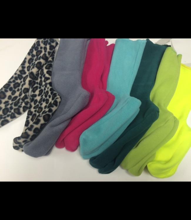 Sportees Sportees-Fleece-Socks- 200 Weight Polartec Fleece