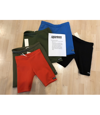 Sportees Sportees-Polartec- Powerstretch- Fleece-Shorts