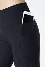 MPG Mpg 11C0072 Frame  High Waisted Side Pocket Leggings