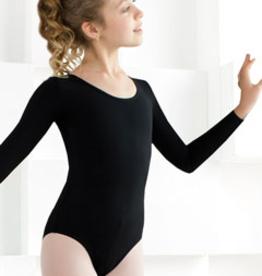 Grishko Grishko 2905 Long Sleeve Bodysuit - CHILDREN'S