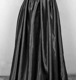 Daisy Corsets Satin Long Skirt
