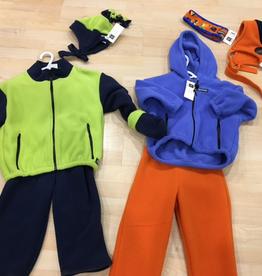 Sportees Children- 200 Weight Fleece Bulky Jacket