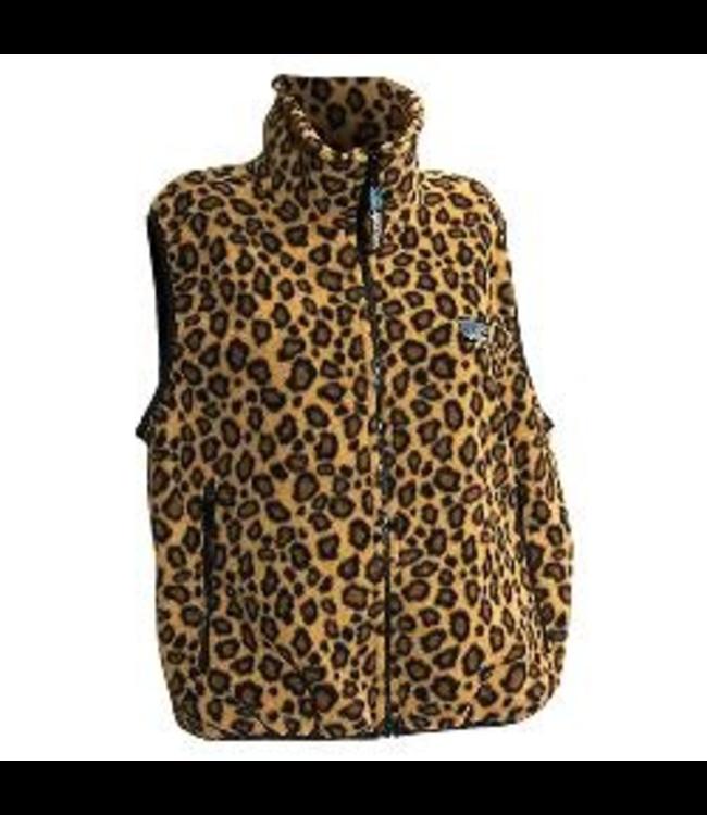 Sportees Athletic Fit 200 Weight Fleece Vest