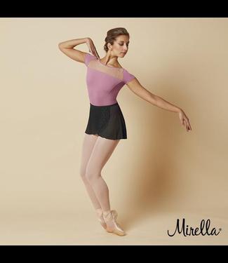 Bloch Mirella Jasmine Wrap Skirt, BLACK, O/S