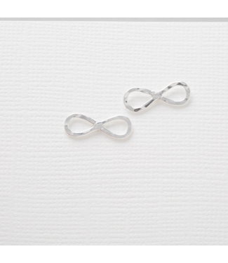Laughing Sparrow Laughing Sparrow 170-07 Tiny Infinity Studs