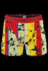 Muchachomalo Muchachomalo Men's-Single-Pack-Boxers, YOUNG02, XXL