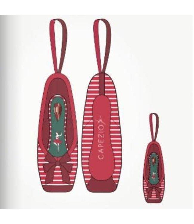 Capezio Capezio Holiday Pointe Shoe Ornament