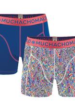 Muchachomalo Muchachomalo-Men's-Under-Shorts-Cotton 2 pack, NOSE2, L