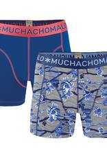 Muchachomalo Muchachomalo-Men's-Under-Shorts-Cotton 2 pack, NOSE1, XL