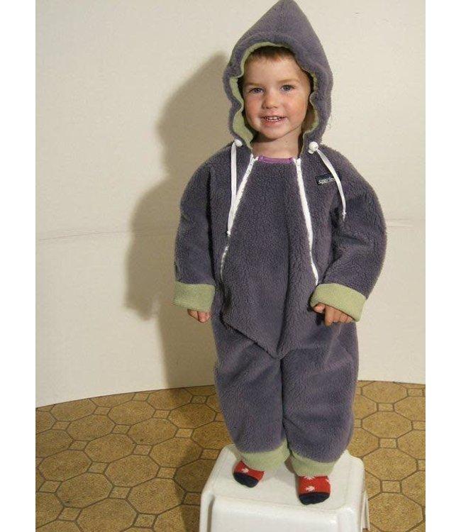 Sportees Sportees Childrens Bunting Bag-Retro-X Fleece Baby Suit