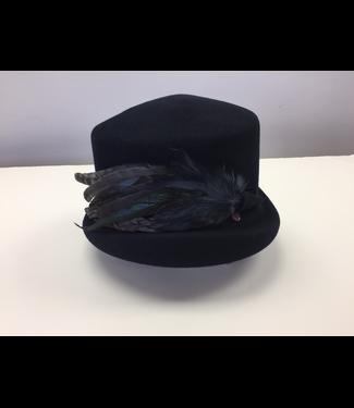 Canadian Hat Company Ltd. Canadian Hat Ultima Callie Navy Felt Hat