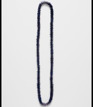 ELK Elk Blue/Pink Tile Contrast Necklace