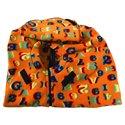 Sportees Sportees Fleece Baby Car Seat Cover