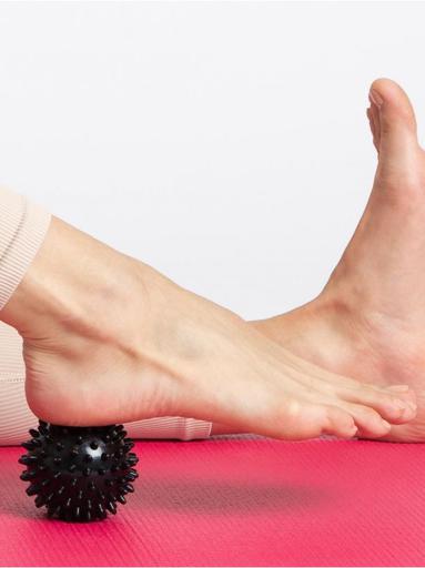 Capezio Capezio Massage Ball, BLACK, O/S