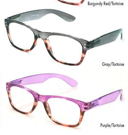 A.J. Morgan 53541-Leaves-Glasses