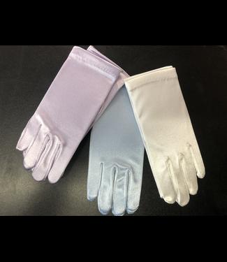 Child Satin Gloves