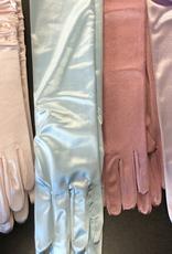 CA Satin Gloves - Soft Colours