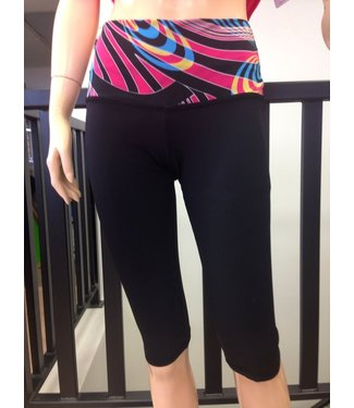 Sportees Sportees-Yoga-Tights-Capri
