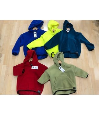 Sportees Sportees Child Fleece Hoodie Jacket with Kanga Pocket - Pullover
