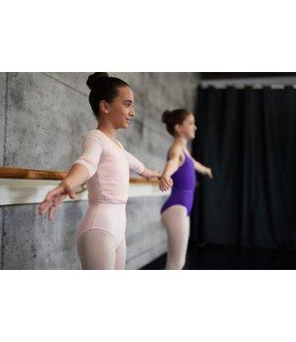 Mondor Knit wear Wrap Ballet Sweater 1804