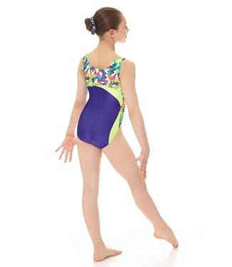 Mondor Geo bodysuit/leotard 27881