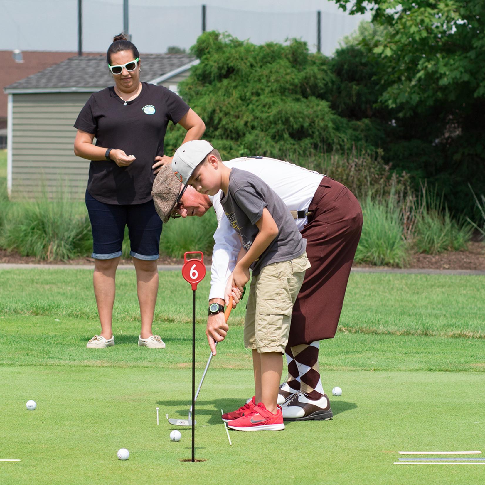 Golf Performance Academy PGA / LPGA Birdie Buddies Camp - July 27-30 (Tues-Fri, 8am-12pm)