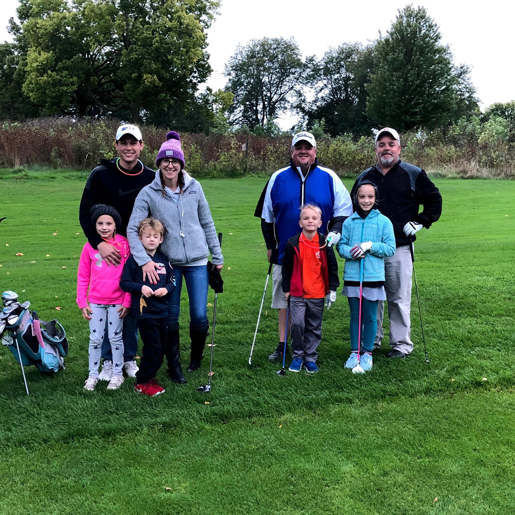Golf Performance Academy Family Night at the Range - 60 Minute Group Lesson