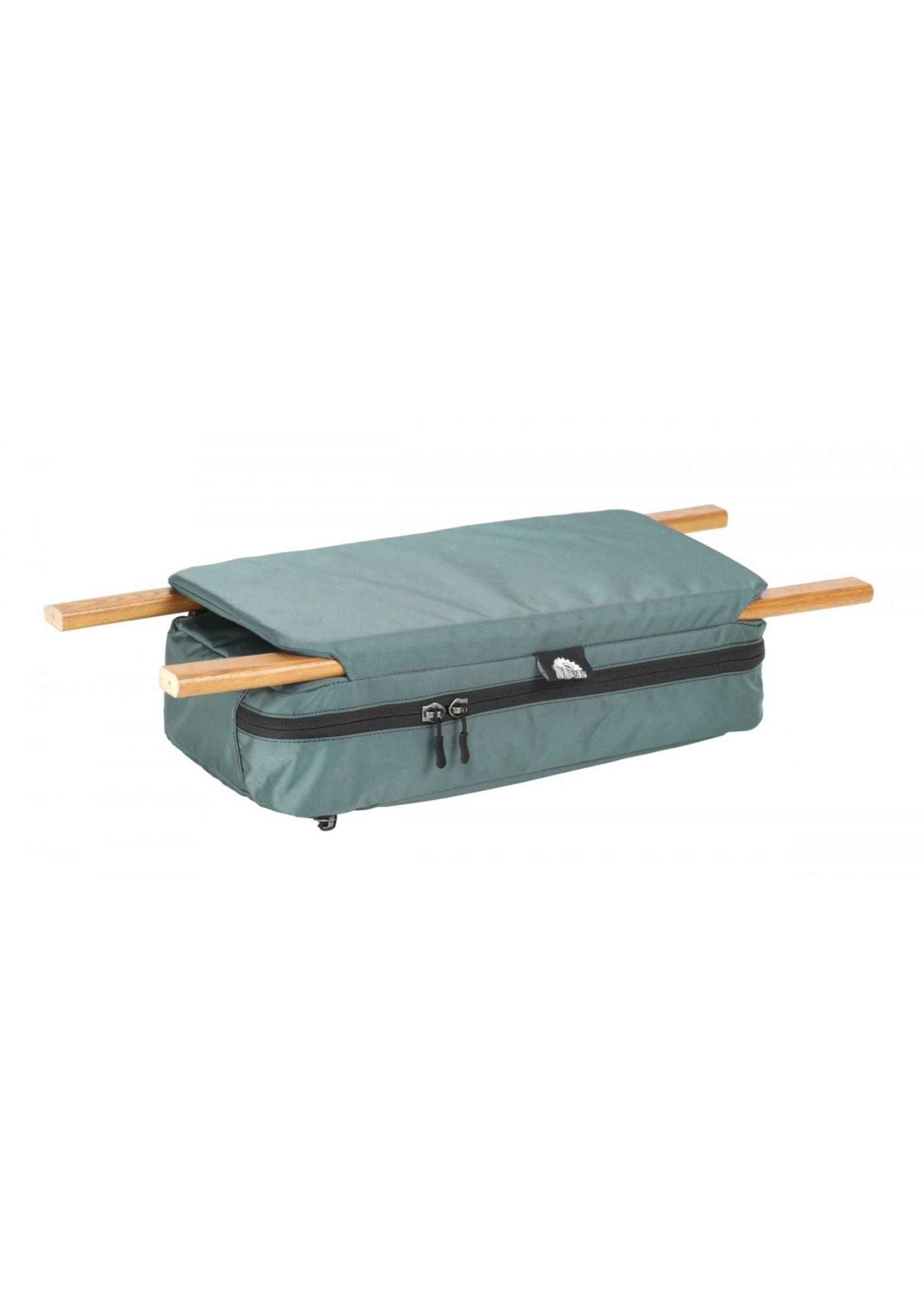 Granite Gear Granite Gear Stowaway Seat Packs Padded Smoke Blue 11.5 L