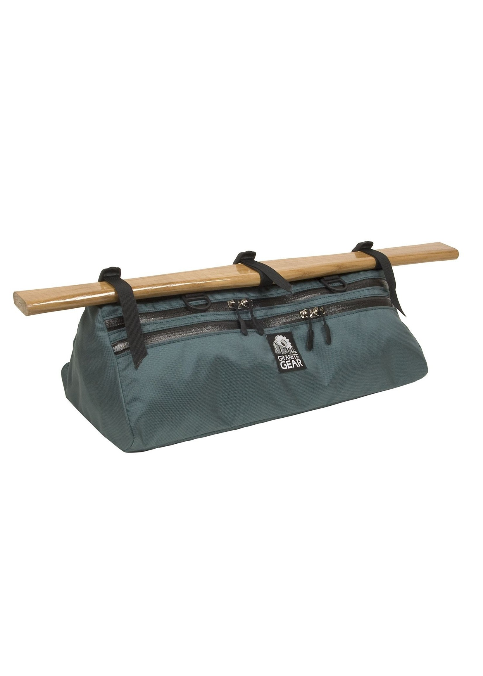 Granite Gear Granite Gear Wedge Thwart Bag Large Smoke Blue 15.5 L