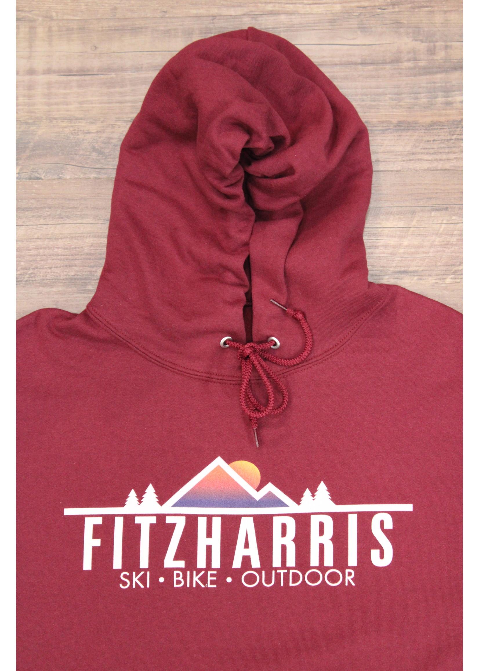 Fitzharris Fitz Logo Hooded Sweatshirt