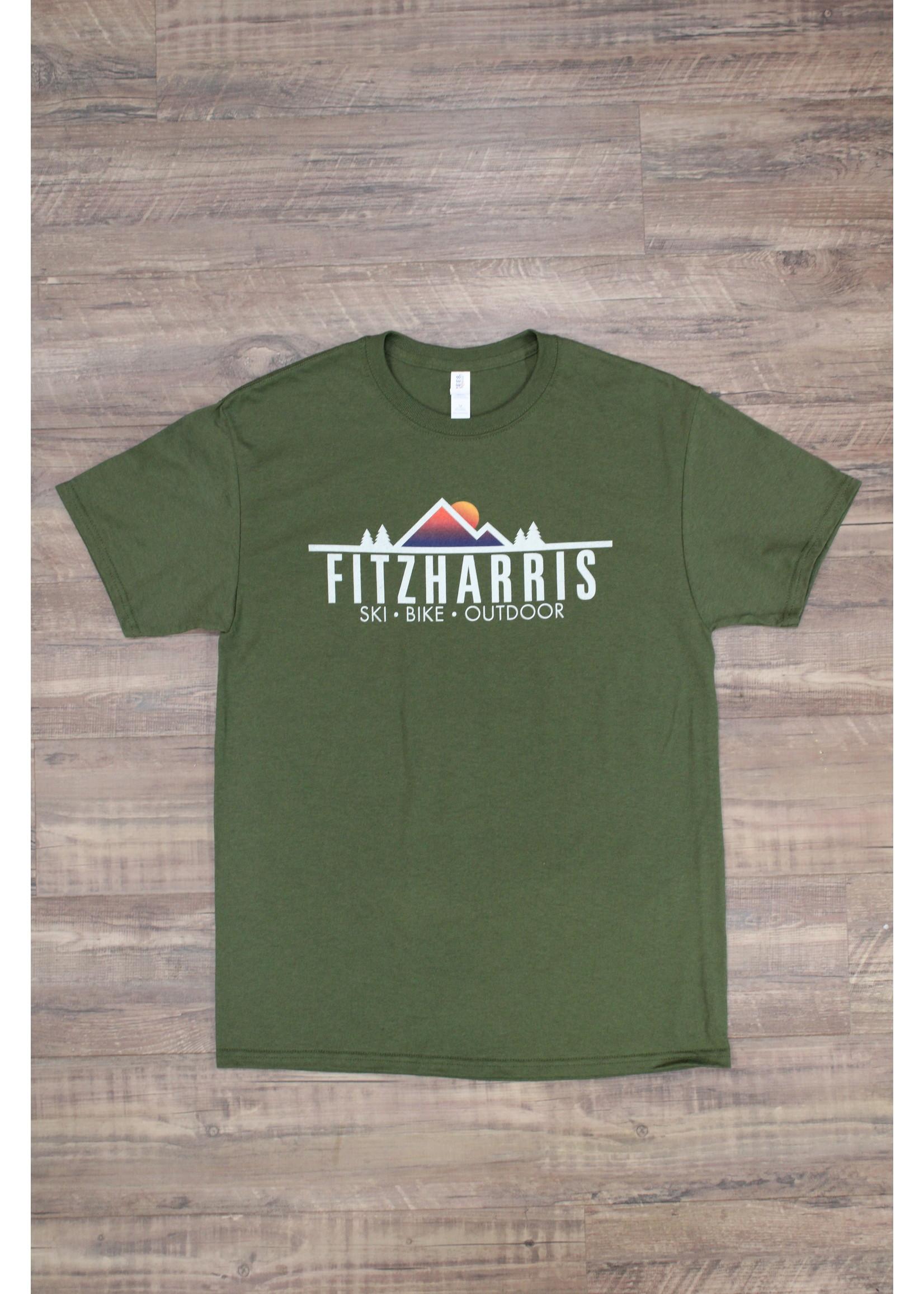 Fitzharris Fitz Logo SS Tee Shirt