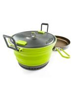 GSI Outdoor GSI Outdoor Escape 3 Liter Pot and Pan