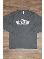 Fitzharris Fitz Logo Long Sleeve T Shirt