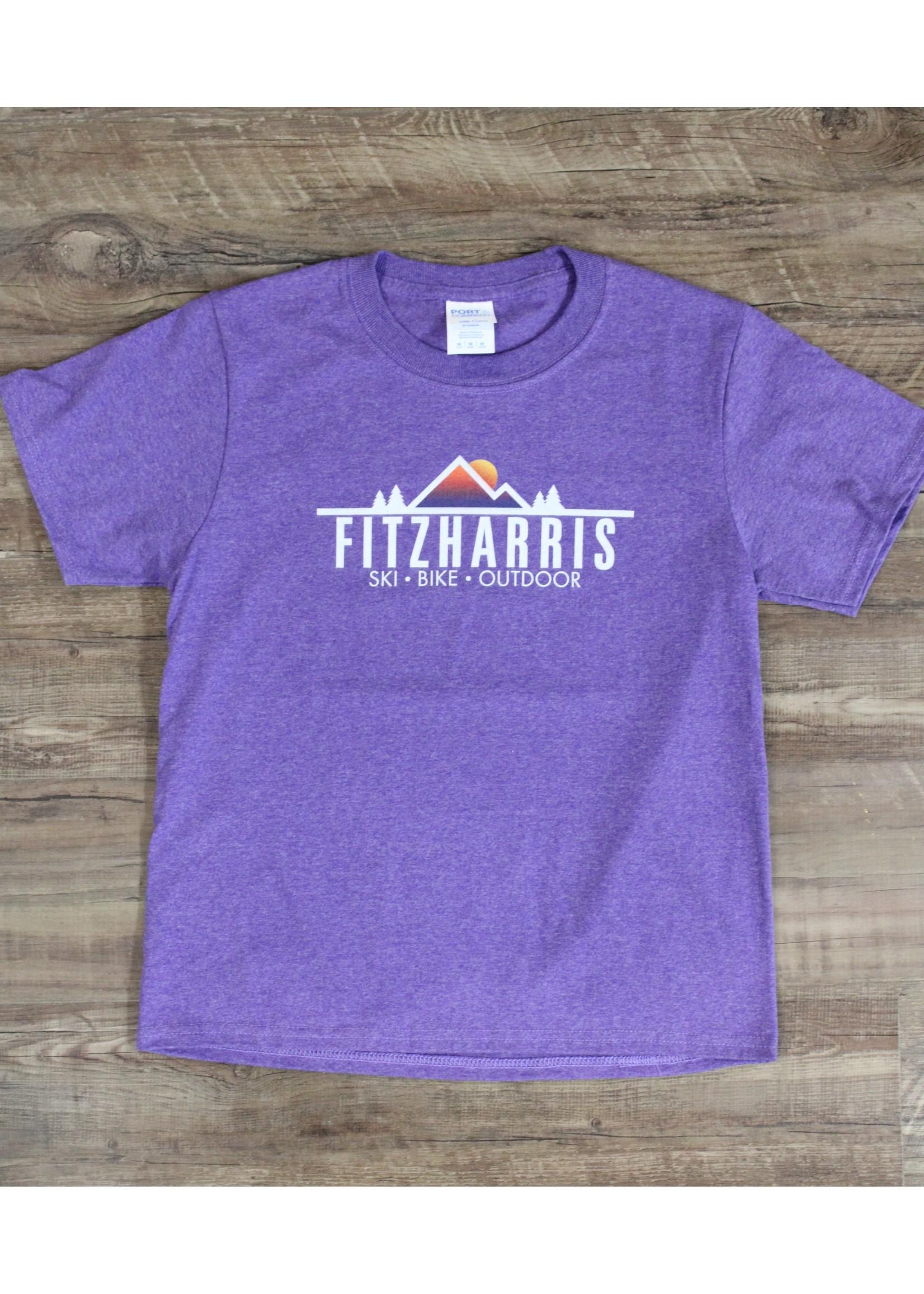 Fitzharris Fitz Youth SS Tee Shirt