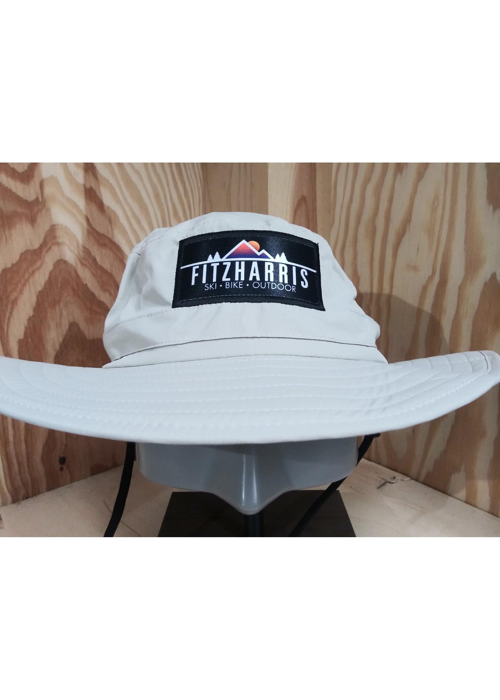 Wide Brim Fitz Hat