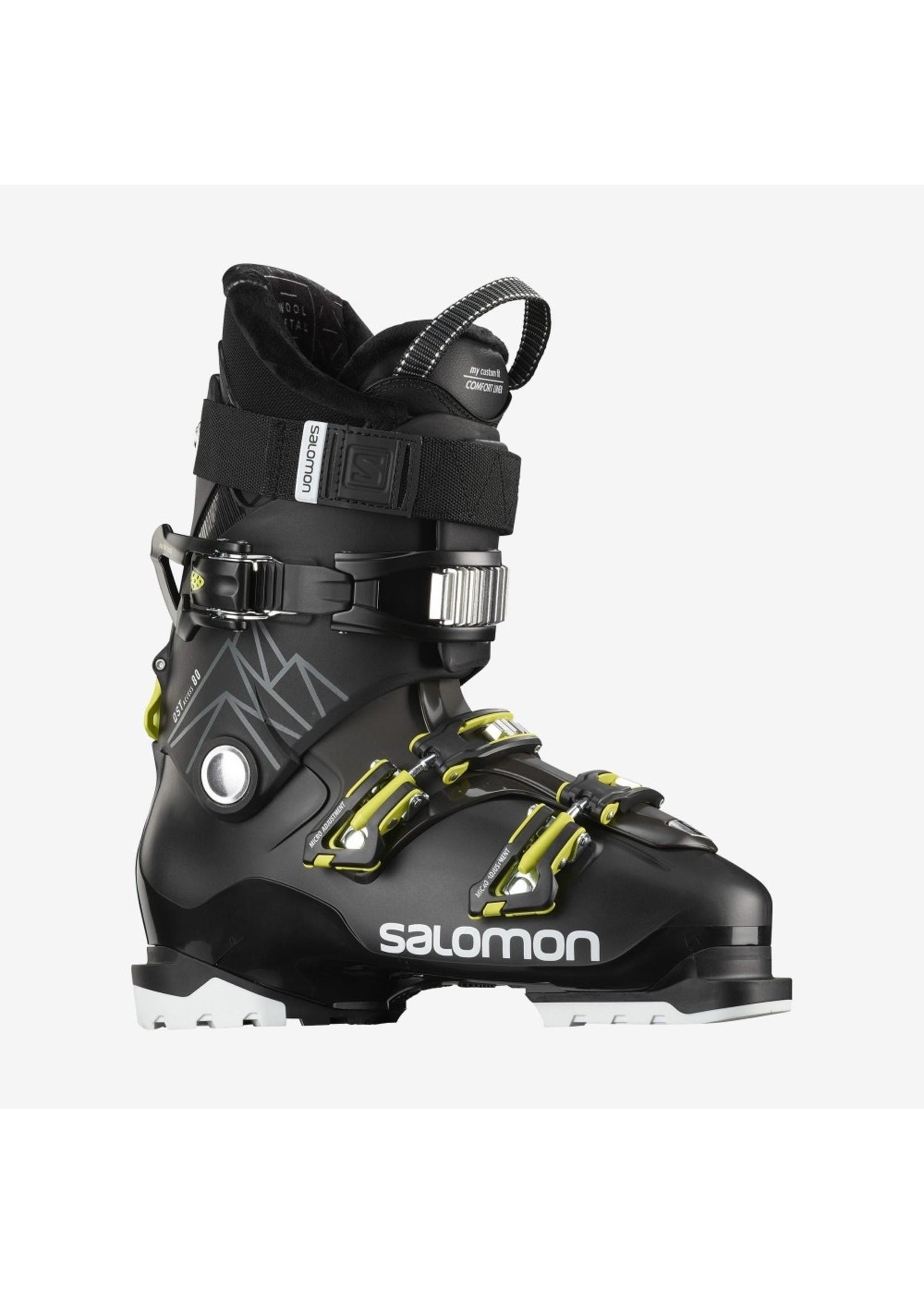 Salomon ALP. BOOTS QST Access 80 BLACK/Beluga/Ac