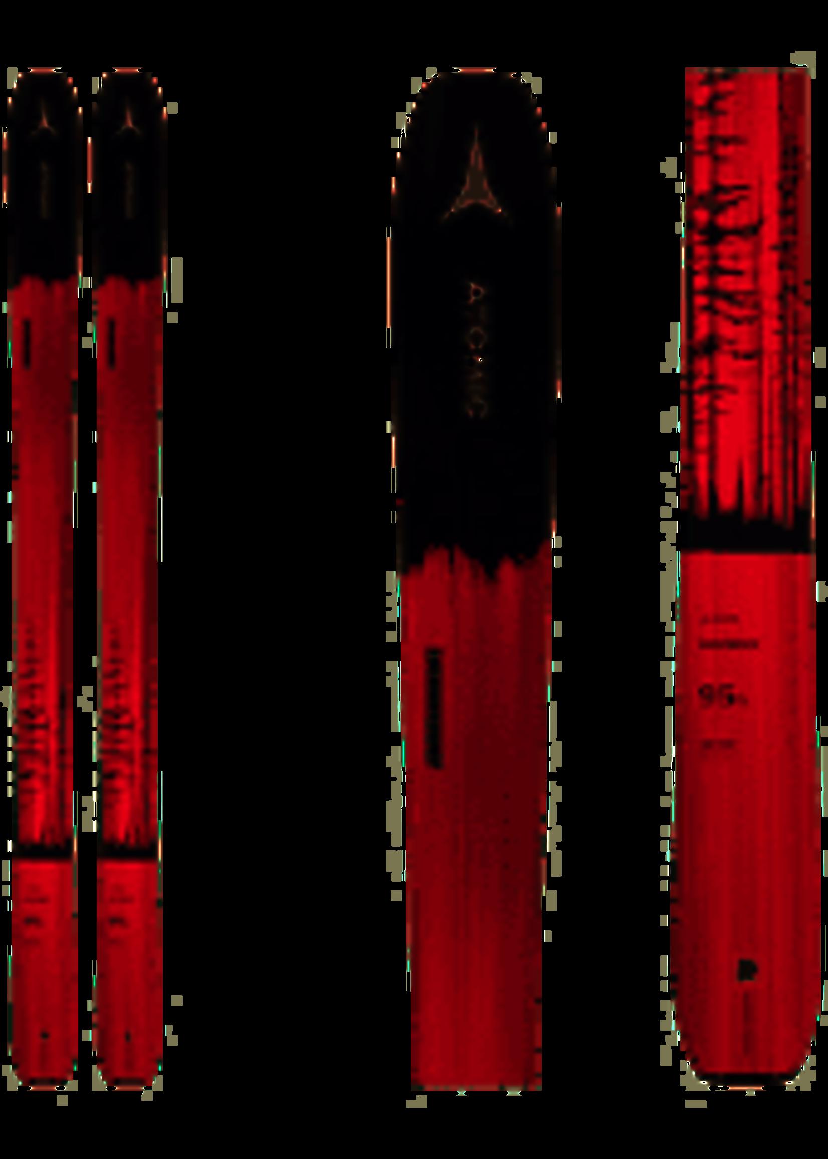 Atomic Atomic N MAVERICK 95 TI BLACK/Red