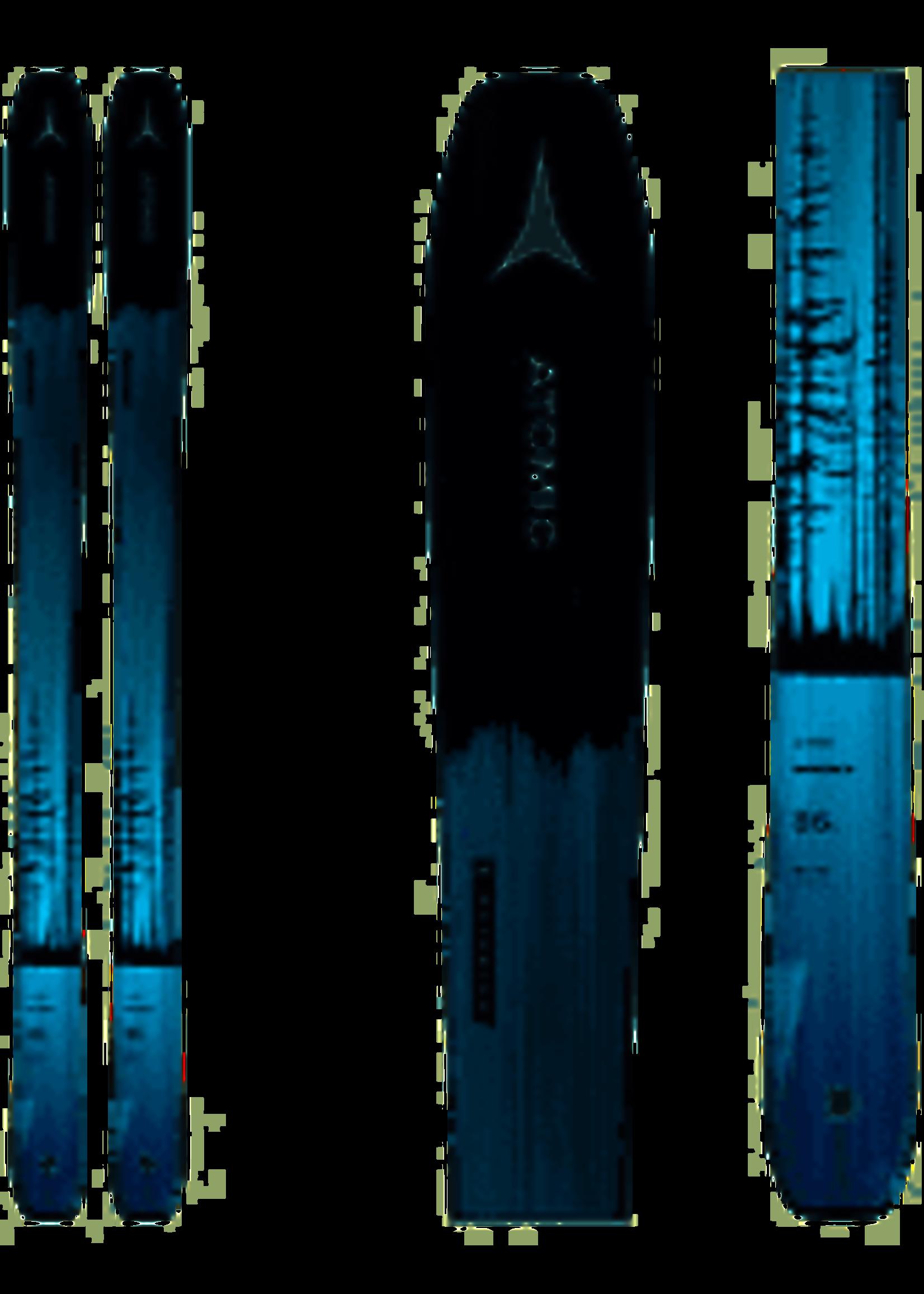 Atomic Atomic N MAVERICK 86 C BLACK/Blue