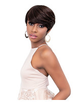 Janet Collection Mary Jay Human Remi Wig