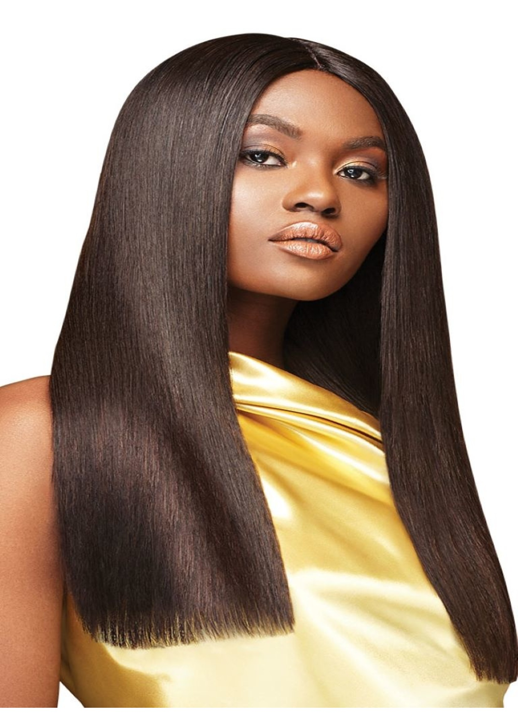 """Outre My Tresses Gold Natural Straight Single Pack Nat Blk 10""""-22"""""""