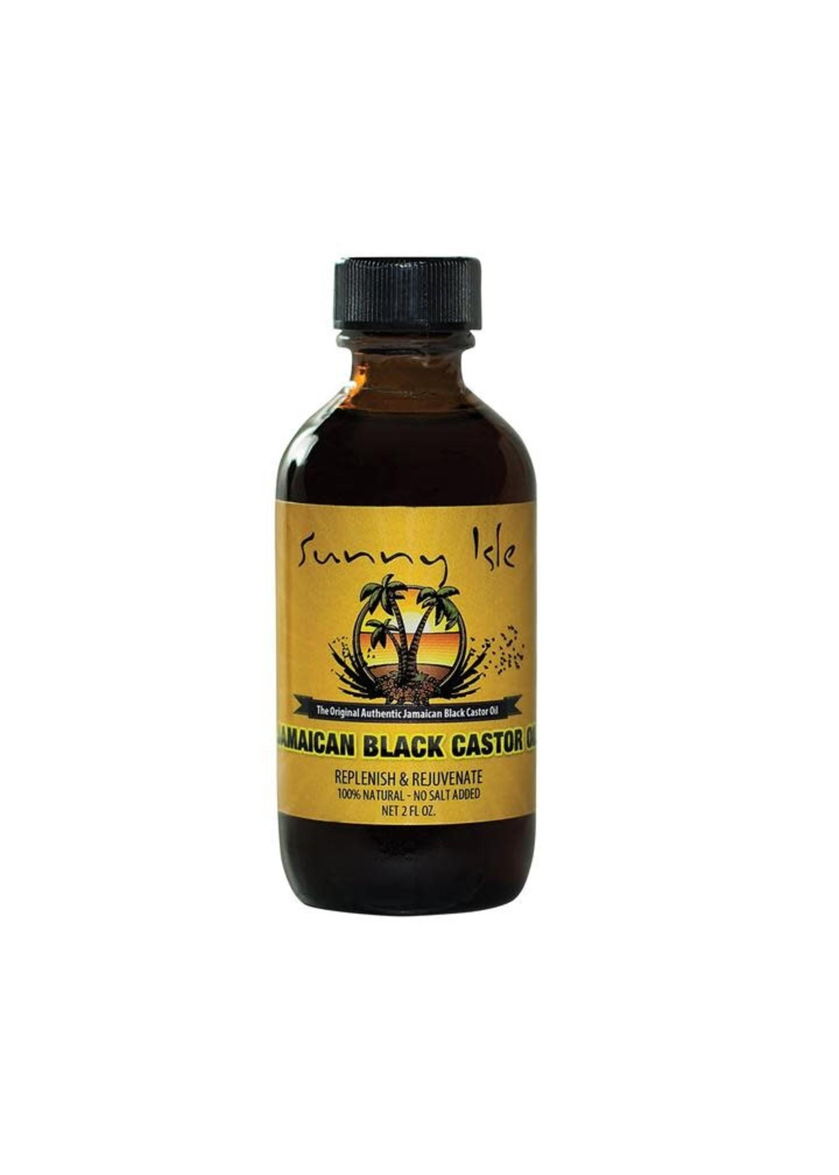 Sunny Isle Sunny Isle Black Castor Oil 2oz